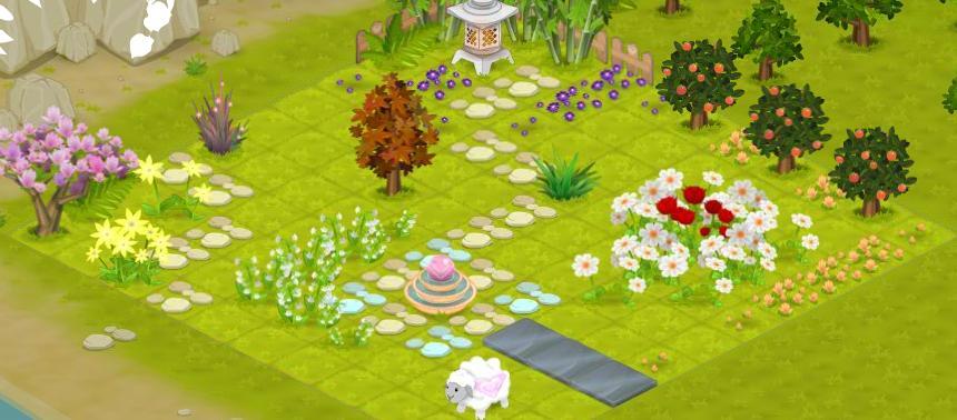 Roxy Parfums: Mon jardin virtuel   Advergame.fr